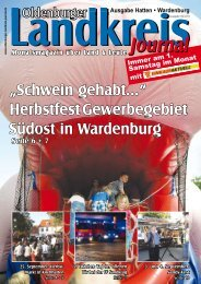 LKJ_A_ 09_2011.pdf - Oldenburger Landkreis Journal