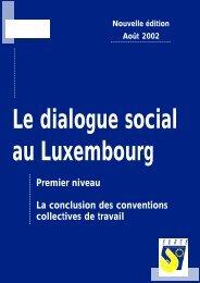la conclusion des conventions collectives de travail - Eures