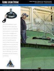 Wingrip - Barrier System - Flexible Lifeline Systems