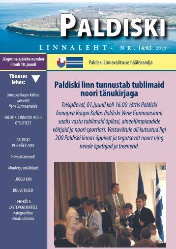 14/83 04.06.2010 - Paldiski