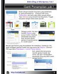 Tutorial WordPress (PDF Download) - Blog Staff UI - Page 5