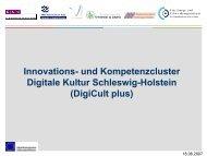 presentation Bernd Vesper - digicult-sh.de