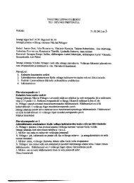 PALDISKI LINNAVOLIKOGU XLI ISTUNGI PROTOKOLL 21.02.2012 ...