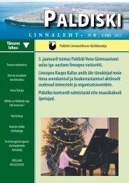 1/102 7.01.2012 - Paldiski Linnavalitsus