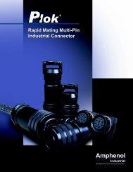 single page p-lok - Amphenol Pyle National Connectors