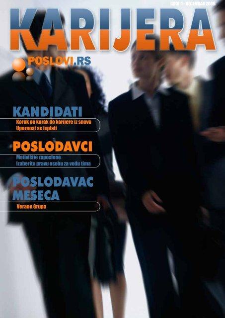 Broj 1 - Poslovi.rs
