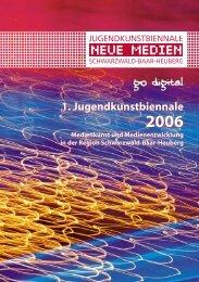 Katalog zur 1. Jugendkunstbiennale SBH (go digital)