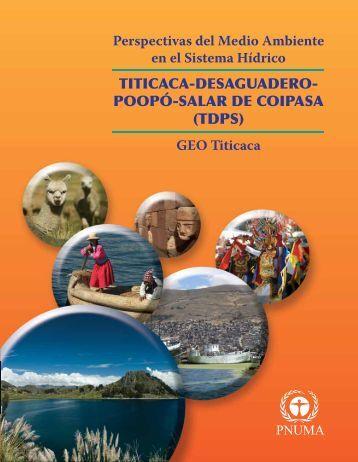 (TDPS) - Programa de Naciones Unidas para el Medio Ambiente
