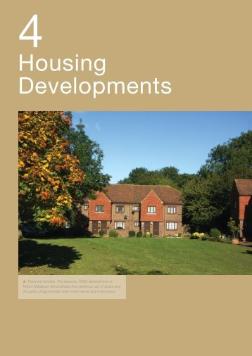 4 Housing Developments - Otford.info