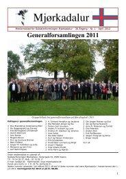 medlemsblad nr. 1 - april 2012 - Soldaterforeningen Mjørkadalur