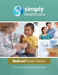 Orlando - Simply Healthcare Plans