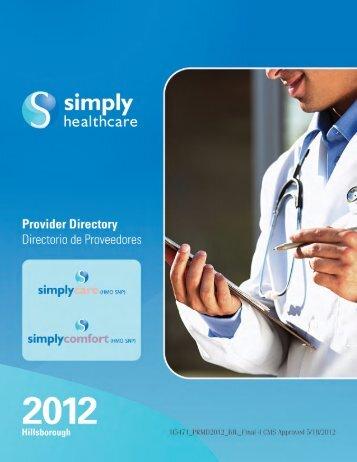 Contenido - Simply Healthcare Plans