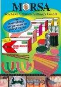 Wachswarenfabrik Sallinger GmbH - Morsa - Page 2