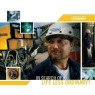 LlFE LESS ORDlNARY? - Oceaneering