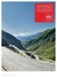 EXPERIENCE Switzerland Summer 2015