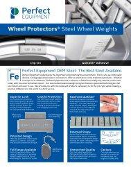 Wheel Protectors® Steel Wheel Weights - Ctequipmentguide.ca
