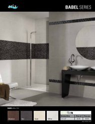 BABEL SERIES - Ames Tile & Stone