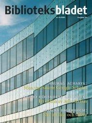 Biblioteken - Biblioteksbladet