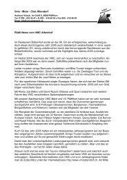 Velo - Moto - Club Altendorf Rädli-News vom VMC Altendorf Im ...