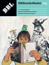 Biblioteksbladet nr.3 2011