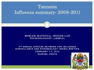 Tanzania - PSA