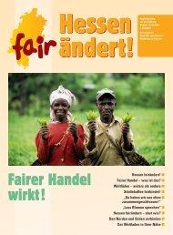 Fairer Handel wirkt! - EPN Hessen
