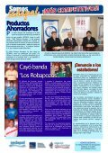 En Lomo de Corvina ...y en Huaycán - sedapal.com.pe - Page 2