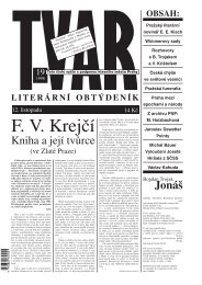 Tvar 19/1998