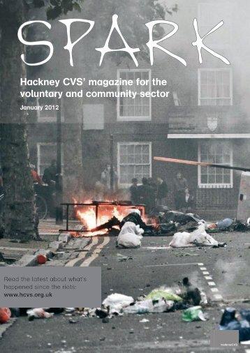 Download Spark Jan 2012 here - Hackney CVS