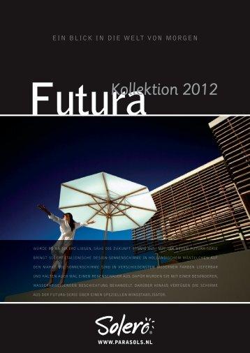 FuturaKollektion 2012 - Solero Parasols