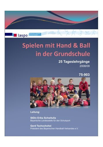 Spiel mit Hand & Ball in der Grundschule - Cms-bitforbit.com