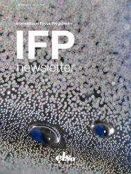 Download IFP Newsletter - ELSA Germany