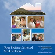 Your medical home in State College - Penn State Milton S. Hershey ...