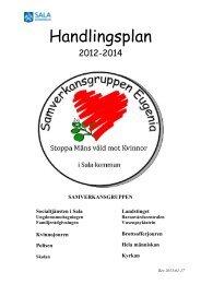 Handlingsplan Eugenia - Sala kommun