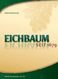 SERVICEKATALOG - Eichbaum