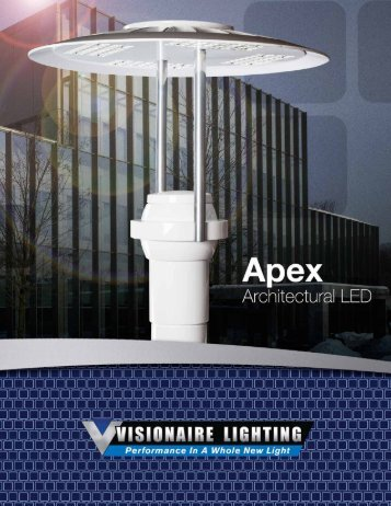 LED - Visionaire Lighting, LLC