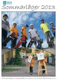 Sommarlägerfolder 2013(pdf) - Sala kommun