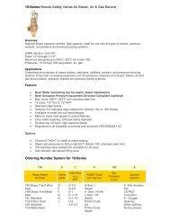 Technical Sheet - 19 series