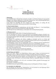 Bibliotheksordnung und Anmeldeformular - Bischöfliches Willigis ...