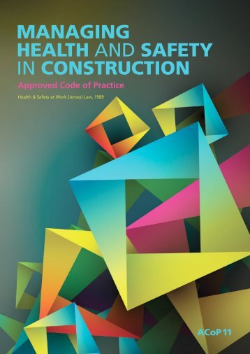 managing health and safety in construction pdf