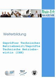 Broschüre TBW_allgemein_Stand 30-11-2011.pdf - Rhein-Erft ...