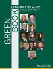 Green Book - Booz Allen Hamilton
