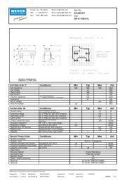 DIP12-1C90-51L - SOS electronic