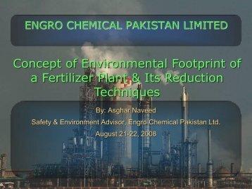 engro intro - IEP Karachi Centre