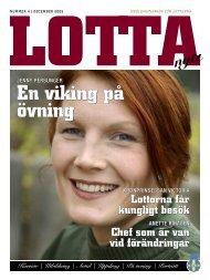 Lottanytt - Svenska Lottakåren