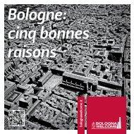 Bologne: cinq bonnes raisons - Bologna Welcome