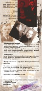 Latvijas ārlietu ministrijas darbinieki Deportācijas un represijas pēc - Page 6