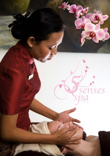 Massage Therapy - 5 Senses Spa