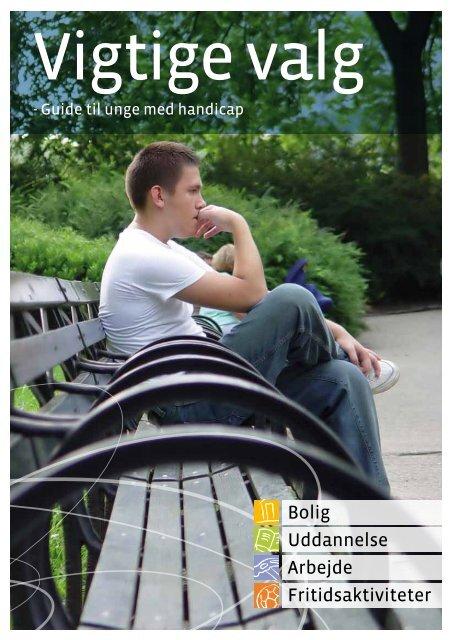 Guide til unge med handicap - Socialstyrelsen