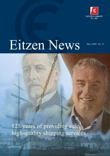 May 2008 - Eitzen group